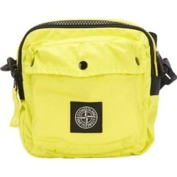 Logo Cross Body Bag - Yellow - Stone Island Messenger found on Bargain Bro from lyst.com for USD $173.28