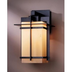 Hubbardton Forge Tourou 13 Inch Tall 1 Light Outdoor Wall Light - 306008-1012 found on Bargain Bro from Capitol Lighting for USD $576.84