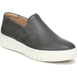 Women's Tia Sneaker by Naturalizer in Dark Grey (Size 8 1/2 M) found on Bargain Bro India from fullbeauty for $59.99