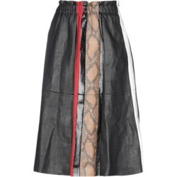 3/4 Length Skirt - Black - Belstaff Skirts found on MODAPINS from lyst.com for USD $322.00