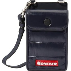 Logo Iphone Case - Blue - Moncler Cases found on Bargain Bro from lyst.com for USD $353.40