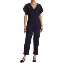 Janah Jumpsuit - Blue - Club Monaco Jumpsuits found on Bargain Bro India from lyst.com for $100.00