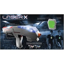 Group Sales Game Consoles - Two-Blaster Laser X Set found on Bargain Bro India from zulily.com for $39.79
