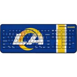Los Angeles Rams Stripe Wireless Keyboard found on Bargain Bro from nflshop.com for USD $45.59