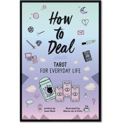 HarperCollins Wellness Books - How to Deal: Tarot for Everyday Life Paperback found on Bargain Bro from zulily.com for USD $9.11