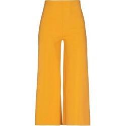 Casual Trouser - Yellow - La Petite Robe Di Chiara Boni Pants found on Bargain Bro from lyst.com for USD $209.76