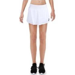 Asics Womens Skort Fitness Workout - White (L), Women's(polyester) found on MODAPINS from Overstock for USD $14.14