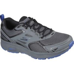 Skechers Men's Sneakers CCBL - Charcoal & Black GOrun Consistent Sneaker - Men found on Bargain Bro India from zulily.com for $49.99