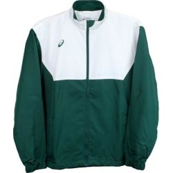 Asics Boys Boys Upsurge Jacket Athletic Outerwear Jacket (M), Boy's, Green found on MODAPINS from Overstock for USD $17.04