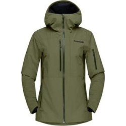 Norrona Active Insulation Lofoten Gore-Tex Insulated Jacket - Women's Olive Night Small found on MODAPINS from campsaver.com for USD $499.00