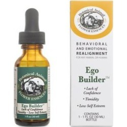Botanical Animal Flower Essences Ego Builder Calming Pet Supplement, 1-oz bottle found on Bargain Bro from Chewy.com for USD $15.16