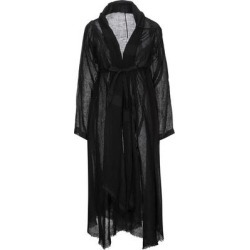 Overcoat - Black - Masnada Coats found on MODAPINS from lyst.com for USD $375.00