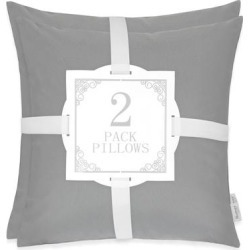 June Classic Soild Outdoor Pillow found on Bargain Bro from Overstock for USD $38.11