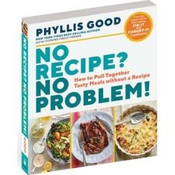 Workman Cookbooks - No Recipe? No Problem! Cookbook found on Bargain Bro from zulily.com for USD $11.01
