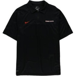 Nike Mens Oregon State Quarter Zip Rugby Polo Shirt found on Bargain Bro from Overstock for USD $17.91