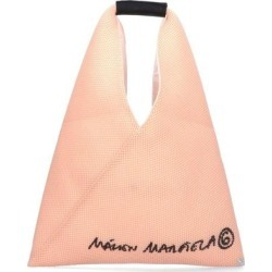 Japanese Small Mesh Tote Bag - Natural - MM6 by Maison Martin Margiela Totes found on Bargain Bro from lyst.com for USD $130.72