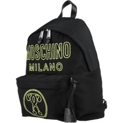 Backpacks & Bum Bags - Black - Moschino Backpacks found on Bargain Bro from lyst.com for USD $298.68