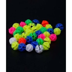 Tech Zebra Bike Accessories Multicolor - Assorted Globe Bicycle Wheel Beads found on Bargain Bro from zulily.com for USD $7.59