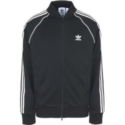 Ss Track Top - Black - Adidas Originals Jackets found on Bargain Bro India from lyst.com for $75.00