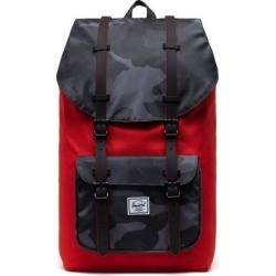 Herschel Little America Backpack - Red - Herschel Supply Co. Backpacks found on MODAPINS from lyst.com for USD $110.00
