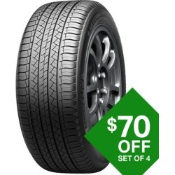 Michelin Latitude Tour HP - P265/60R18 109H found on Bargain Bro Philippines from samsclub.com for $286.37