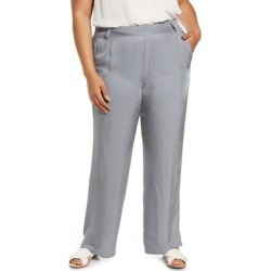 Wide Leg Pull-on Pants - Gray - Vince Pants found on Bargain Bro from lyst.com for USD $247.00