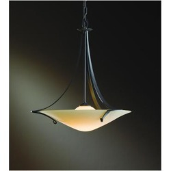 Hubbardton Forge Antasia 21 Inch Large Pendant - 144710-1011 found on Bargain Bro India from Capitol Lighting for $1210.00