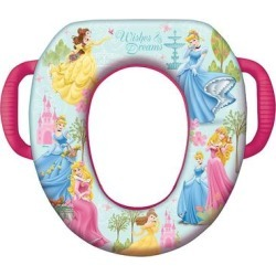 Disney Princess Potty Seat, Pink found on Bargain Bro from Kohl's for USD $10.94