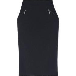 Knee Length Skirt - Black - Belstaff Skirts found on MODAPINS from lyst.com for USD $203.00