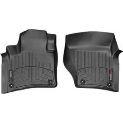 WeatherTech Floor Mat Set, Fits 2010-2018 Porsche Cayenne, Primary Color Black, Material Type Molded Plastic, Model 443331 found on Bargain Bro from northerntool.com for USD $97.24