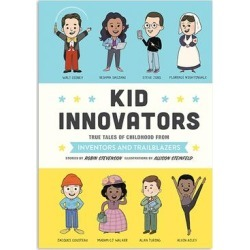 Penguin Random House Picture Books - Kid Innovators Hardcover found on Bargain Bro from zulily.com for USD $7.97