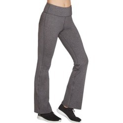 Women's Skechers GOWALK GOFLEX High-Waisted Flare Pants, Size: Large, Med Grey found on Bargain Bro from Kohl's for USD $37.24