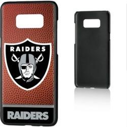Las Vegas Raiders Galaxy Slim Football Wordmark Design Case found on Bargain Bro Philippines from nflshop.com for $24.99