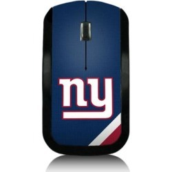 New York Giants Diagonal Stripe Wireless Mouse found on Bargain Bro from nflshop.com for USD $30.39