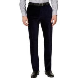 Calvin Klein Mens Velvet Dress Pants Slacks (Blue - 31W x 30L), Men's found on Bargain Bro Philippines from Overstock for $56.20