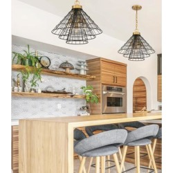 Savoy House Lenox 20 Inch Large Pendant - 7-8850-5-143 found on Bargain Bro India from Capitol Lighting for $398.00