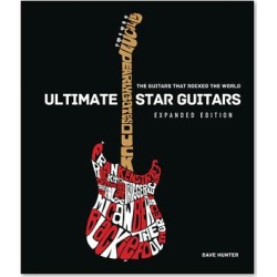 Quarto Entertainment Books - Ultimate Star Guitars Hardcover found on Bargain Bro India from zulily.com for $12.75
