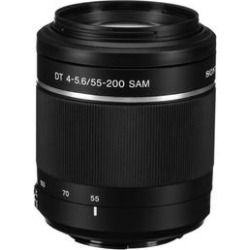Sony DT 55-200mm f/4-5.6 SAM Lens found on Bargain Bro Philippines from Overstock for $211.99