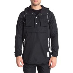 Asics Tiger Men's Premium Jacket, Black, Small found on Bargain Bro Philippines from Overstock for $78.00