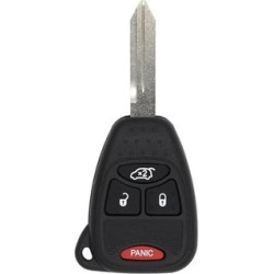 Jeep Grand Cherokee OEM 4 Button Key Fob-1 found on Bargain Bro from Refurbished Keyless Entry Remote for USD $30.99