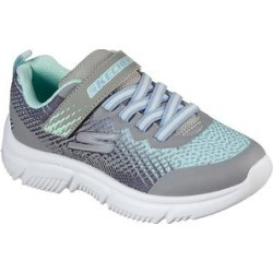 Skechers Girls' Sneakers GYMT - Blue & Gray Go Run 650 Sneaker - Girls found on Bargain Bro Philippines from zulily.com for $39.99