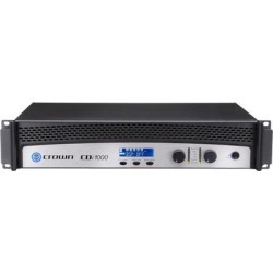 Crown CDI 1000 70v Power Amp found on Bargain Bro India from Crutchfield for $1190.79