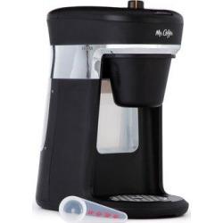 Mr. Coffee® Hotcup Single Serve/Pod Free Coffee Maker in Black, Size 17.2 H x 9.1 W x 14.3 D in | Wayfair 2103652