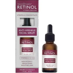 RETINOL Anti-Wrinkle Facial Serum, Multicolor found on MODAPINS from Kohl's for USD $30.00