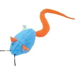 Turbo Tail Cat Toy, Rattle Mouse found on Bargain Bro Philippines from Chewy.com for $4.49