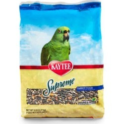 Kaytee Supreme Daily Blend Parrot Food, 5 LBS found on Bargain Bro Philippines from petco.com for $9.16