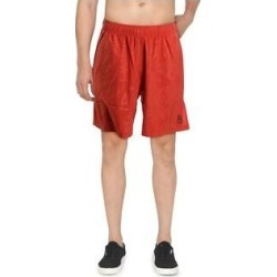 Reebok Mens Shorts Running Fitness - Legacy Red - M (Legacy Red - M), Men's(polyester, printed) found on Bargain Bro from Overstock for USD $22.84