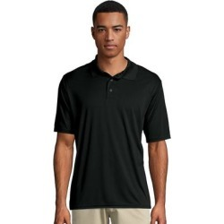 Hanes Cool DRI Men's Polo (Navy - L), Blue found on Bargain Bro India from Overstock for $24.16