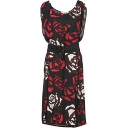 Knee-length Dress - Black - Marni Dresses found on MODAPINS from lyst.com for USD $222.00