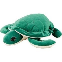 Petlou Sea Turtle Plush Dog Toy, 15-in found on Bargain Bro from Chewy.com for USD $8.35